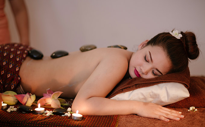 30% discount for all spa treatment 15% for all spa package, free pick up & drop off