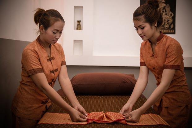 Jasmine Rice Spa Package 3.5 hr/US$ 88 Couple prices