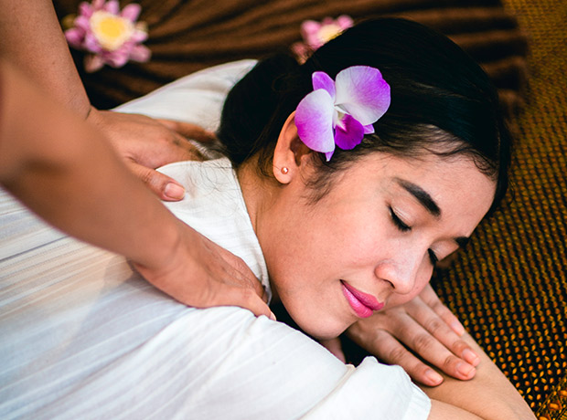 Ancient Traditional Khmer Massage